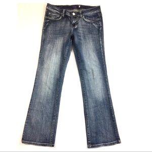 Denim - Vigoss New York Boot Cut Jeans Size 7
